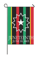 Load image into Gallery viewer, African Colors JUNETEENTH Flag