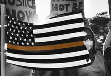 Load image into Gallery viewer, Black/Brown Lives Matter Flag