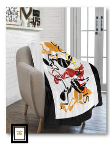 Sisterhood Ultra Soft Fleece Blanket