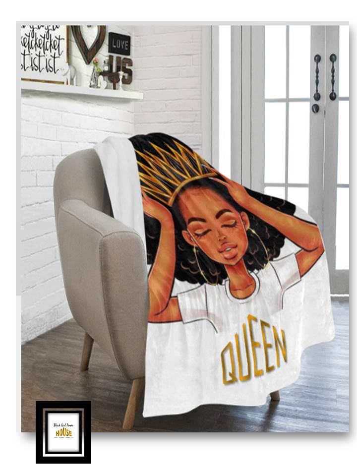 QUEEN Ultra Soft Fleece Blanket