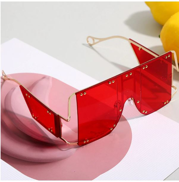 Fashion Fox Square Sunglasses