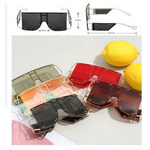 Load image into Gallery viewer, Fashion Fox Square Sunglasses