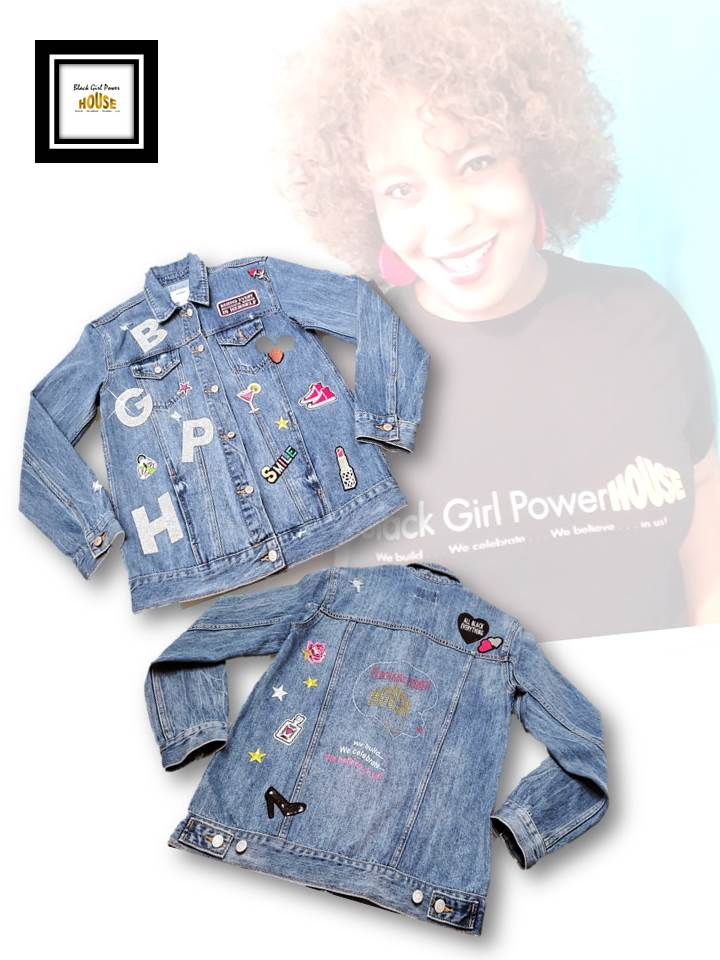 BGPH Women's Denim Jacket