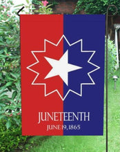 Load image into Gallery viewer, JUNETEENTH FLAG