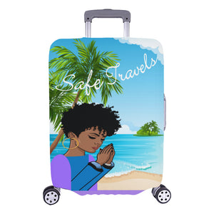 Safe Travels Luggage Cover