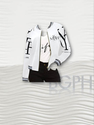 MYTH Women's Bomber Jacket