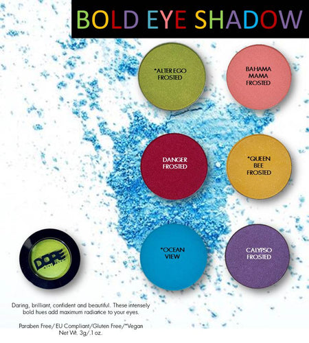 Bold Eye Shadow