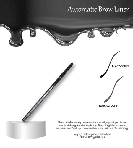 Automatic Eyebrow Liner