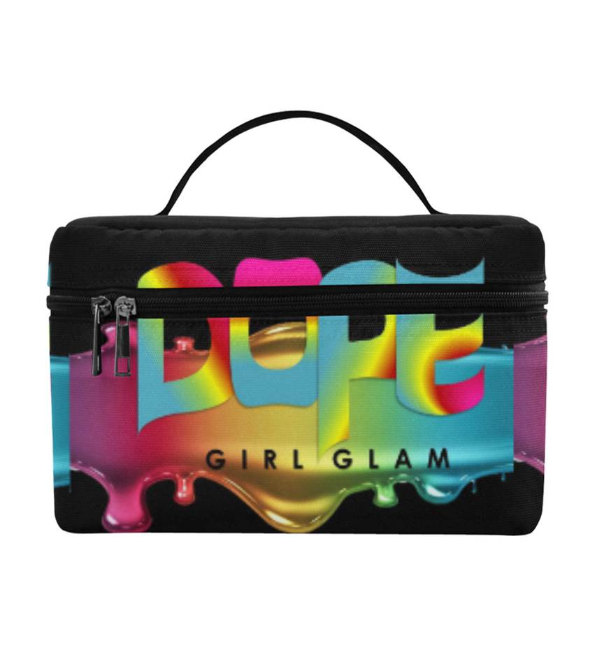 DOPE GIRL GLAM Cosmetics Case