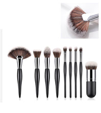 Load image into Gallery viewer, 9-Piece Cosmetic Brush Set
