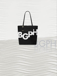 BOLD BGPH Black Tote Purse