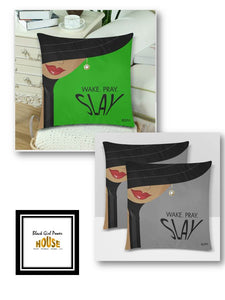 Slay Woman Pillowcases (2)
