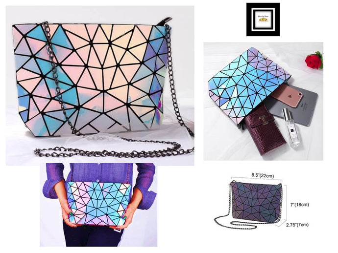 Luminous Cross Body Purse