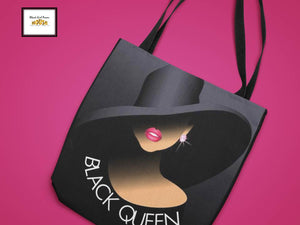 Black Queen Tote