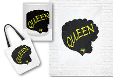 Load image into Gallery viewer, BLACK QUEEN PNG