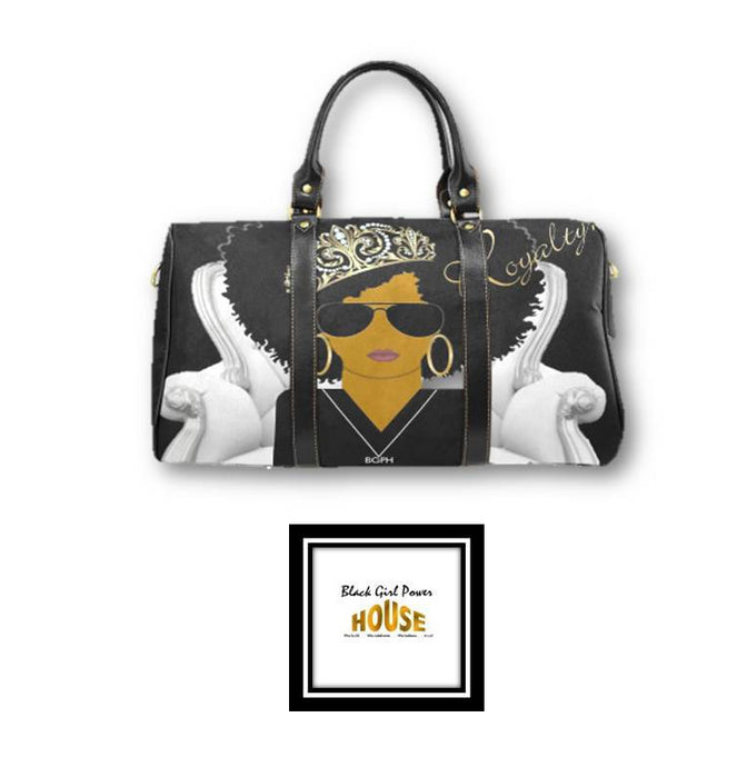 Royalty Lady Hand/Traveling Bag (Small)