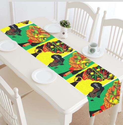 Kwanzaa Table Runner