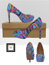 Load image into Gallery viewer, Women's High Heels A-4
