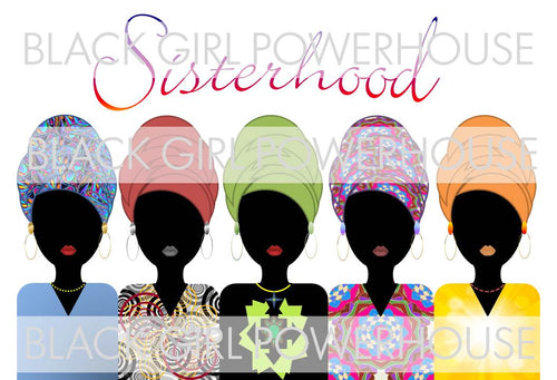 Sisterhood PNG