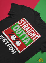 Load image into Gallery viewer, Straight OUTTA 2020 #GTFOH Unisex Shirt