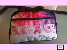 Load image into Gallery viewer, Survivor Workout/Traveling Bag