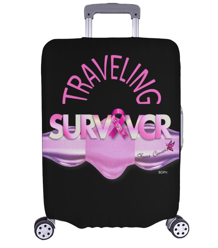 Survivor Luggage Cover