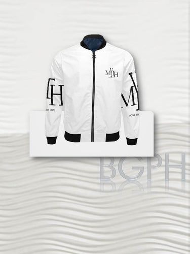 MYTH Men's Bomber Jacket