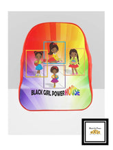 Load image into Gallery viewer, School Girl Backpack (Medium)