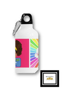 Natural Girls Water Bottle