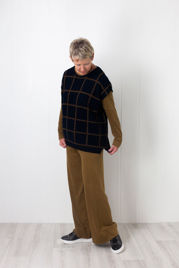 Two Danes Ochre Hanza Trousers