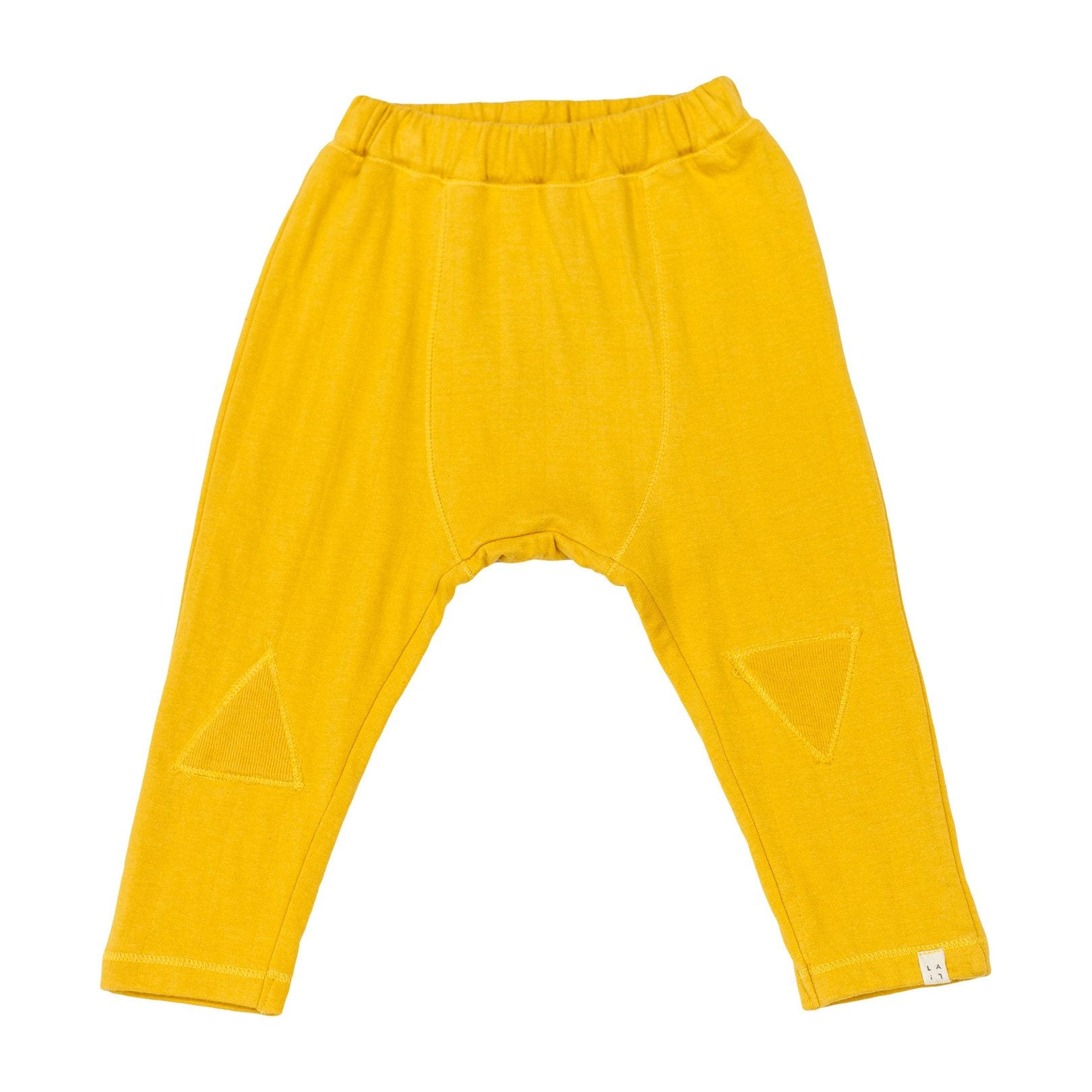 PATCHWORK PANTS, MUSTARD | SPINELBOUTIQUE - Spinel Boutique