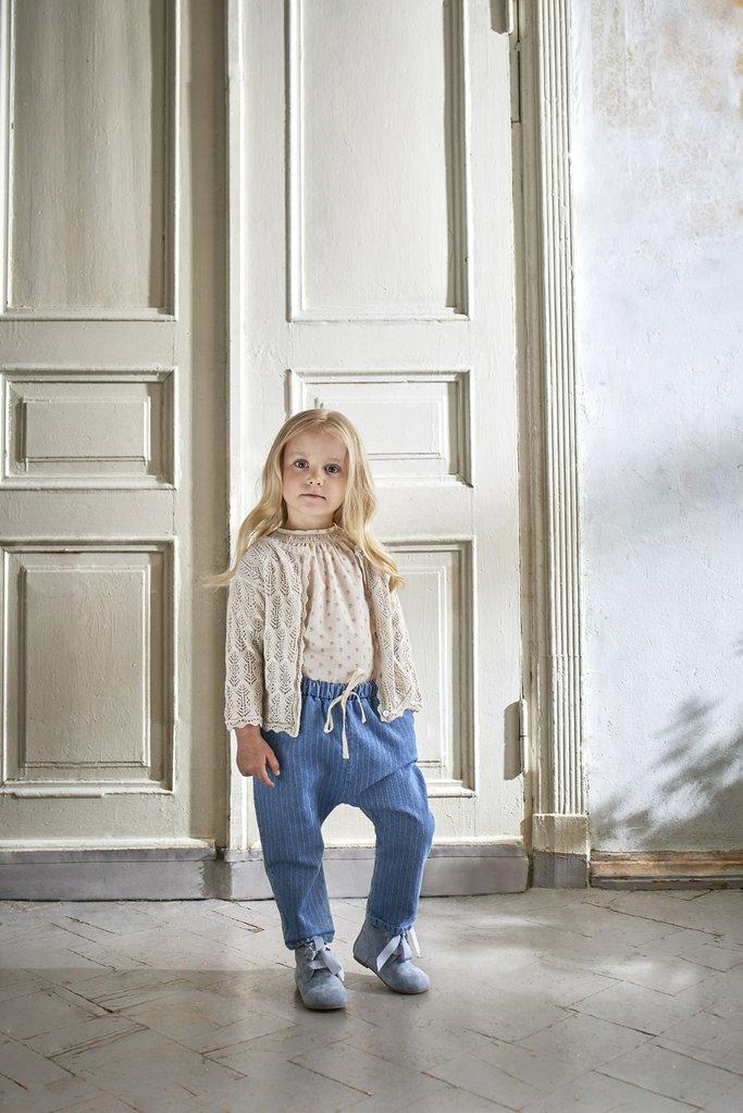 UNISEX COTTON 'ELIS' PANTS | BEBE ORGANIC - Spinel Boutique