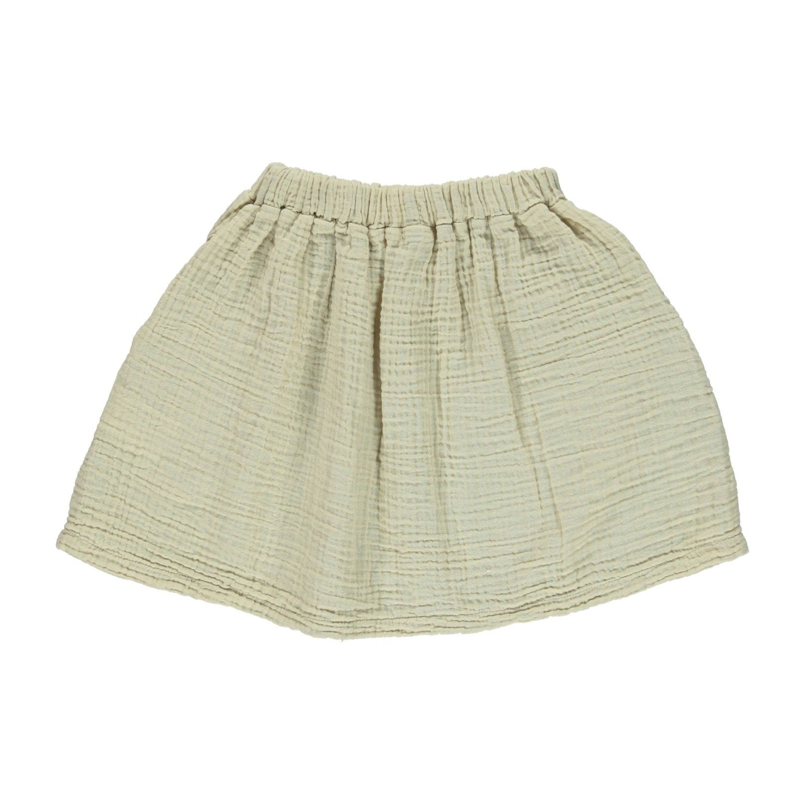 BEBE ORGANIC 'DELIA' SKIRT, TAUPE - Spinel Boutique