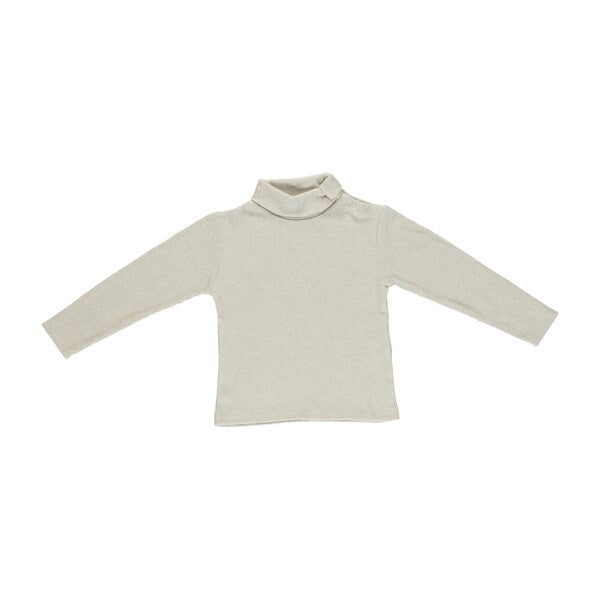 BEBE ORGANIC - TURTLENECK ECRU - Spinel Boutique