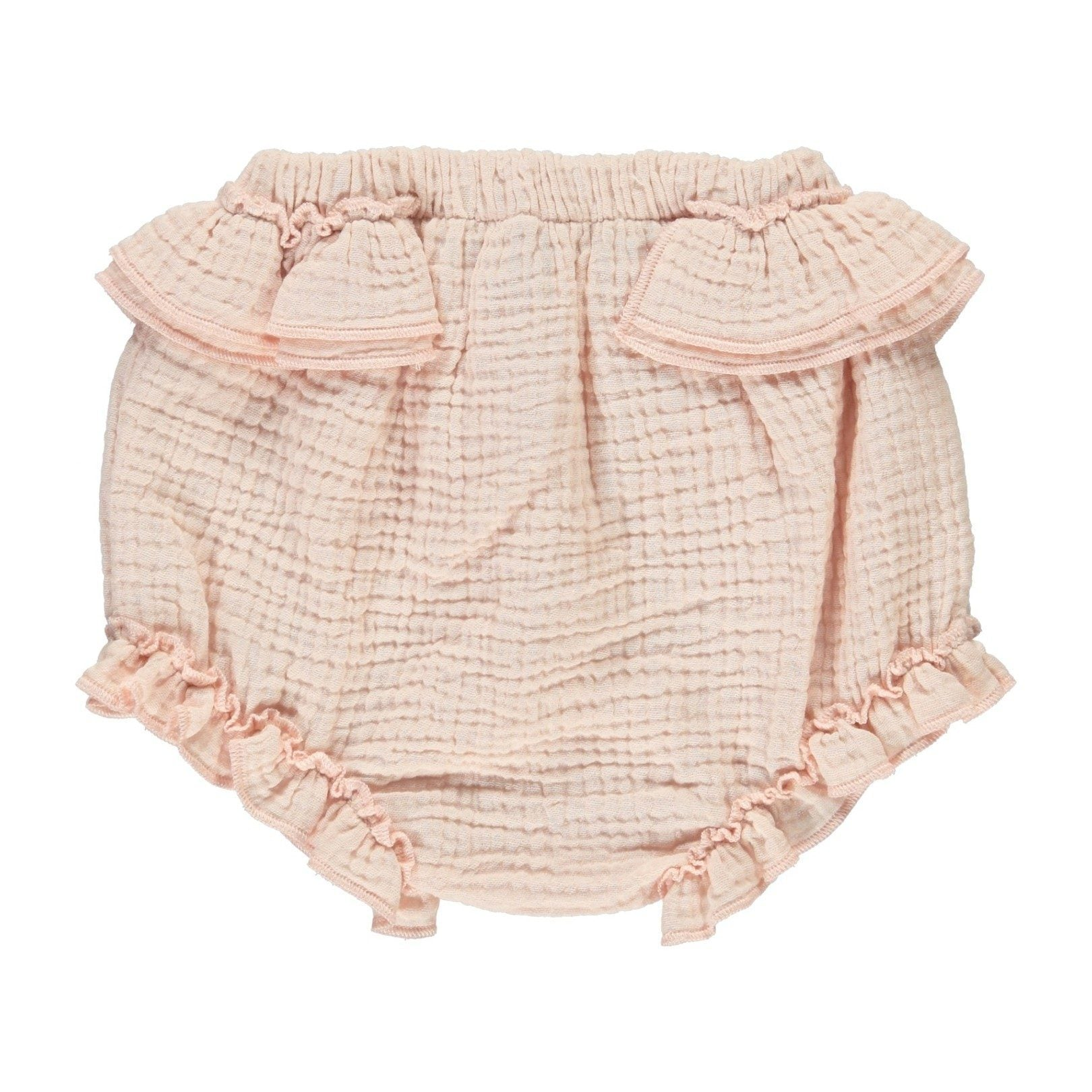 ORGANIC COTTON BABY 'BRANDY' BLOOMER | BEBE ORGANIC - Spinel Boutique