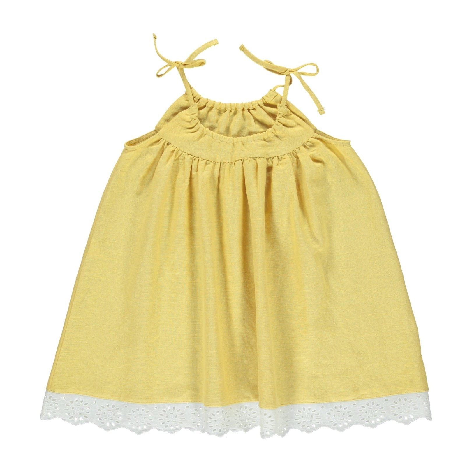 BEBE ORGANIC 'KATJA' DRESS, SUNSHINE - Spinel Boutique