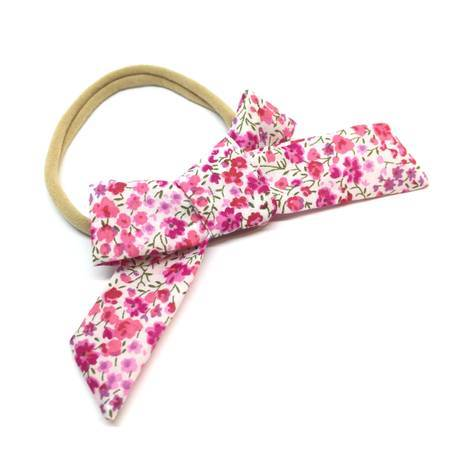 CLASSIC HAIR BOW - Spinel Boutique