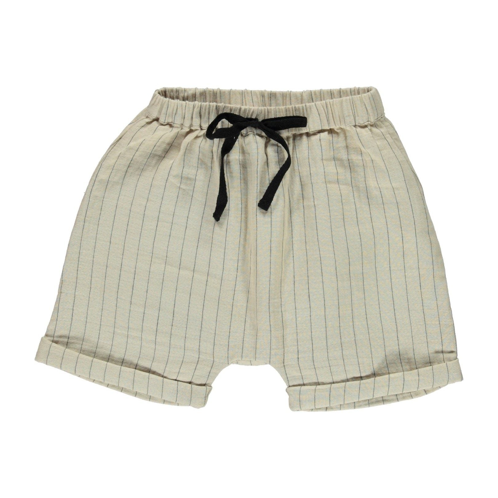 BEBE ORGANIC 'TIMO' SHORTS, STRIPE - Spinel Boutique