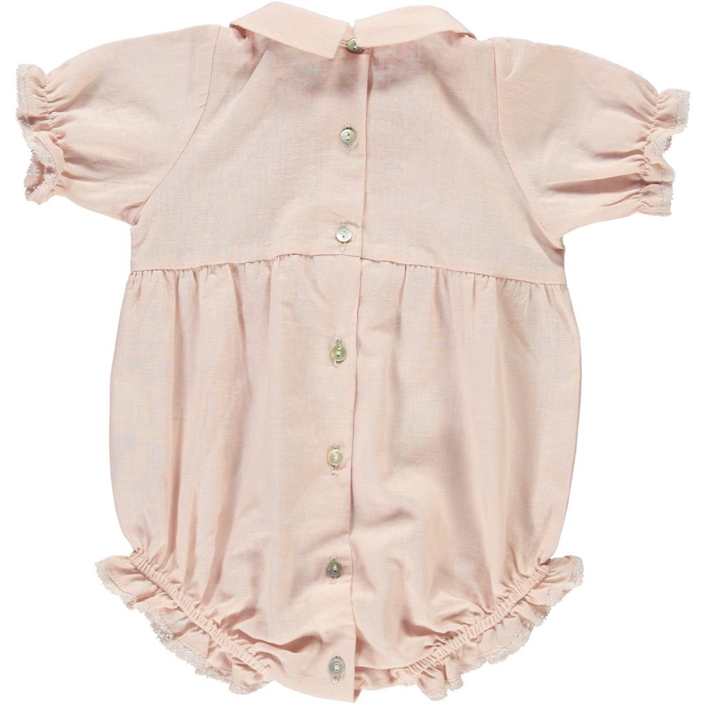 ORGANIC COTTON 'LOVE' ROMPER | BEBE ORGANIC - Spinel Boutique