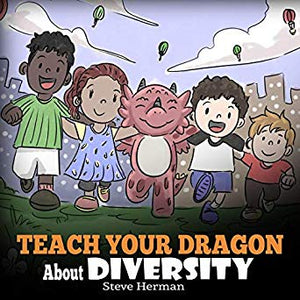 Teach Your Dragon About Diversity (Audiobook)