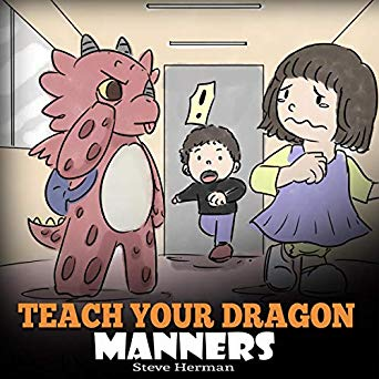 Teach Your Dragon Manners (Audiobook)