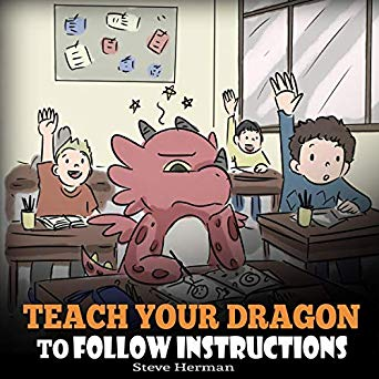 Teach Your Dragon To Follow Instructions (Audiobook)