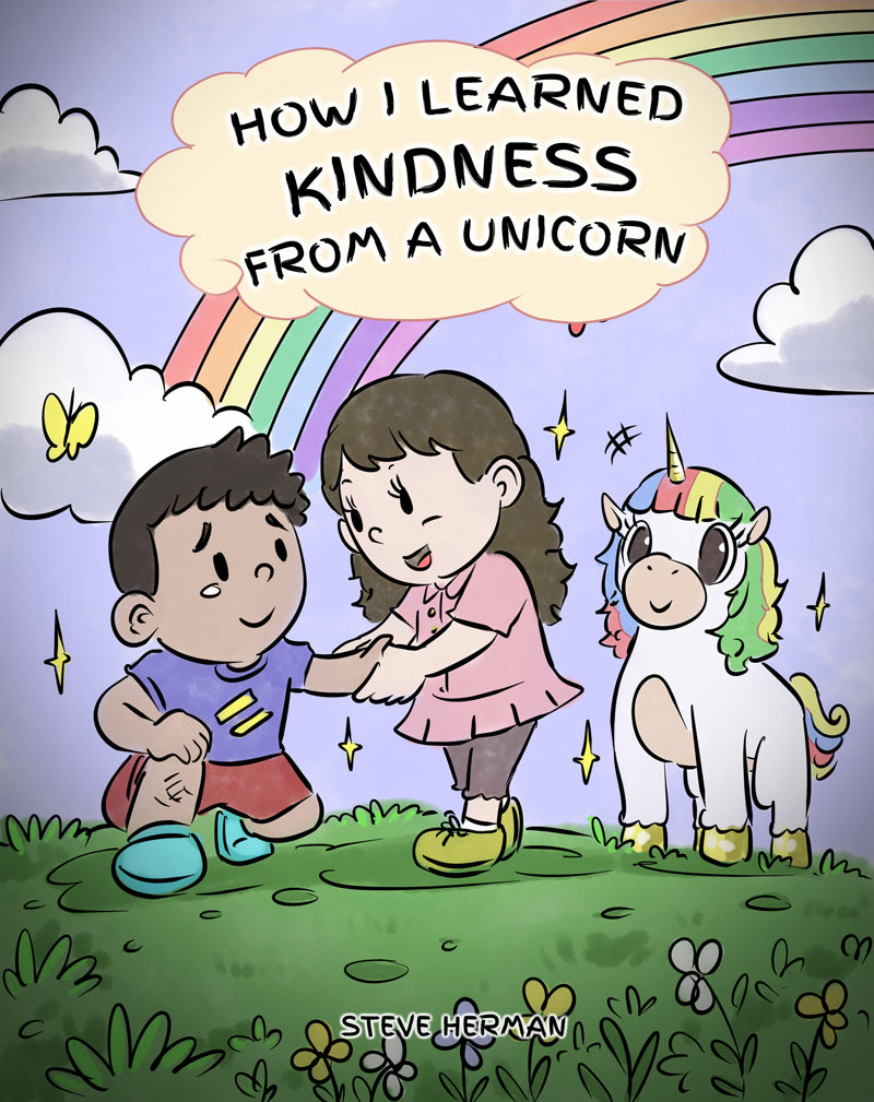 How I Learned Kindness from a Unicorn (My Unicorn Books - Volume 6) (Review Copy - 1 per customer)