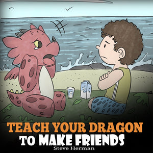 Teach Your Dragon to Make Friends (Audiobook)