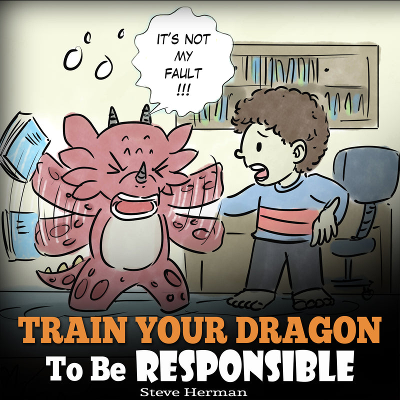 Train Your Dragon To Be Responsible (Audiobook)