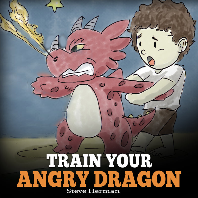 Train Your Angry Dragon (Audiobook)