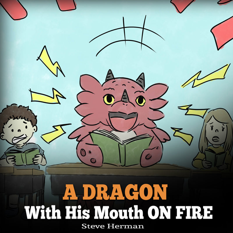 A Dragon With His Mouth On Fire (Audiobook)