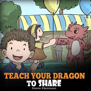 Teach Your Dragon To Share (Audiobook)