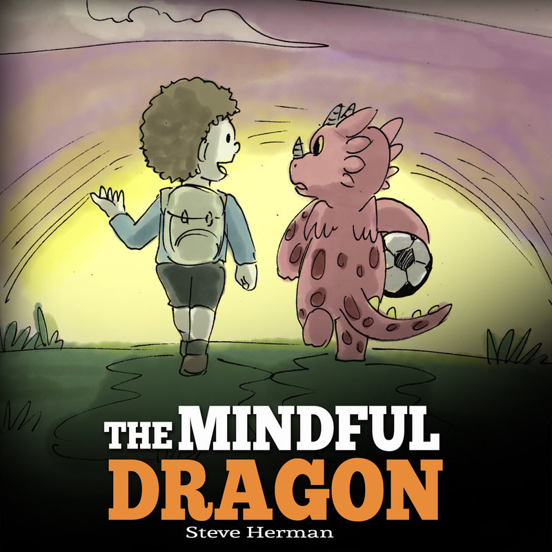 The Mindful Dragon (Audiobook)