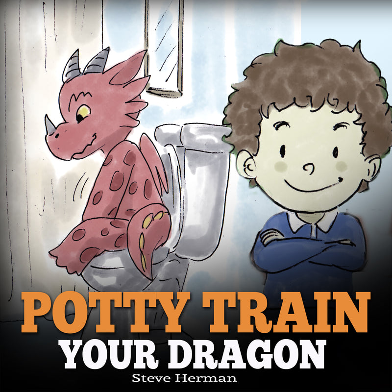 Potty Train Your Dragon (Audiobook)